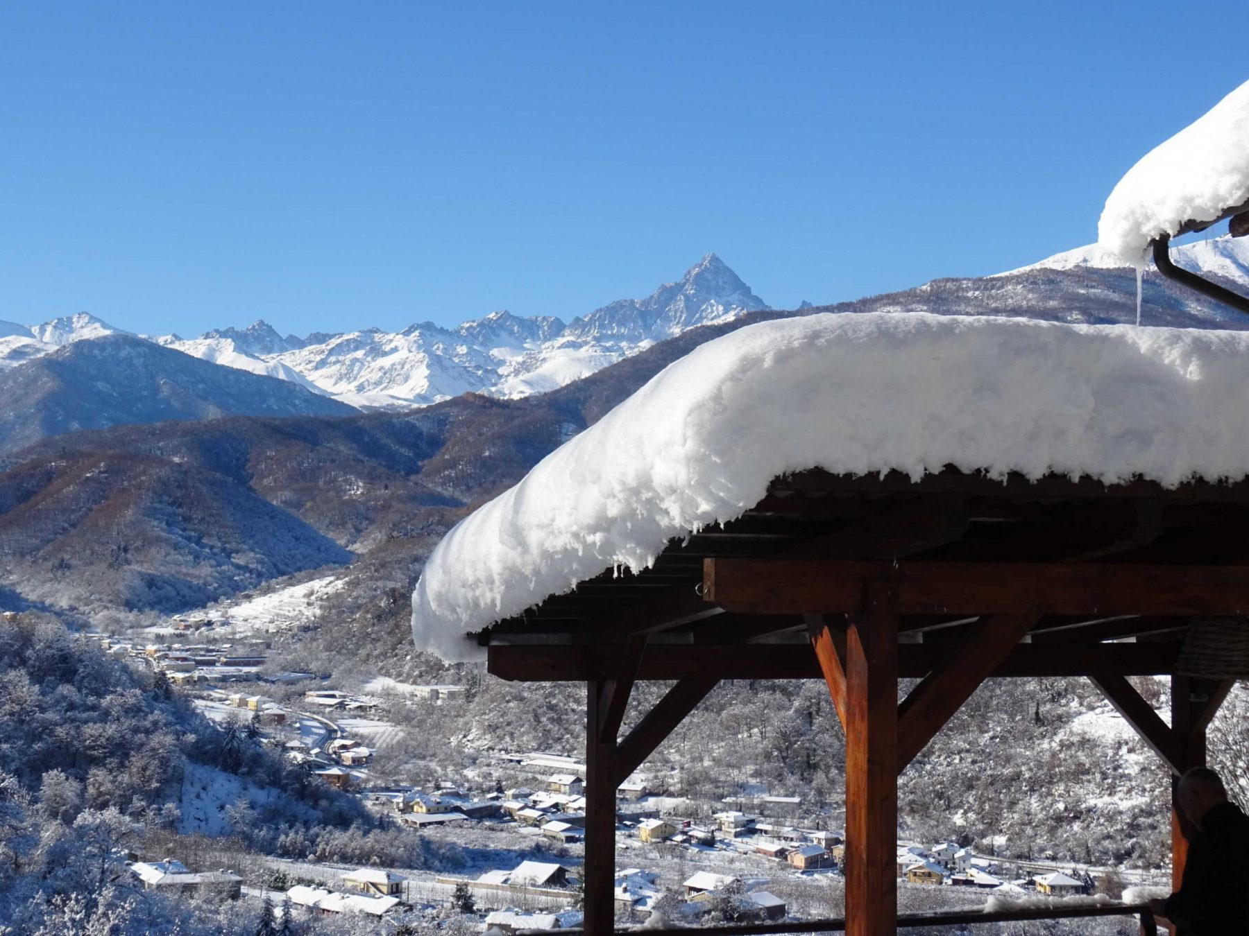 udsigt -sne