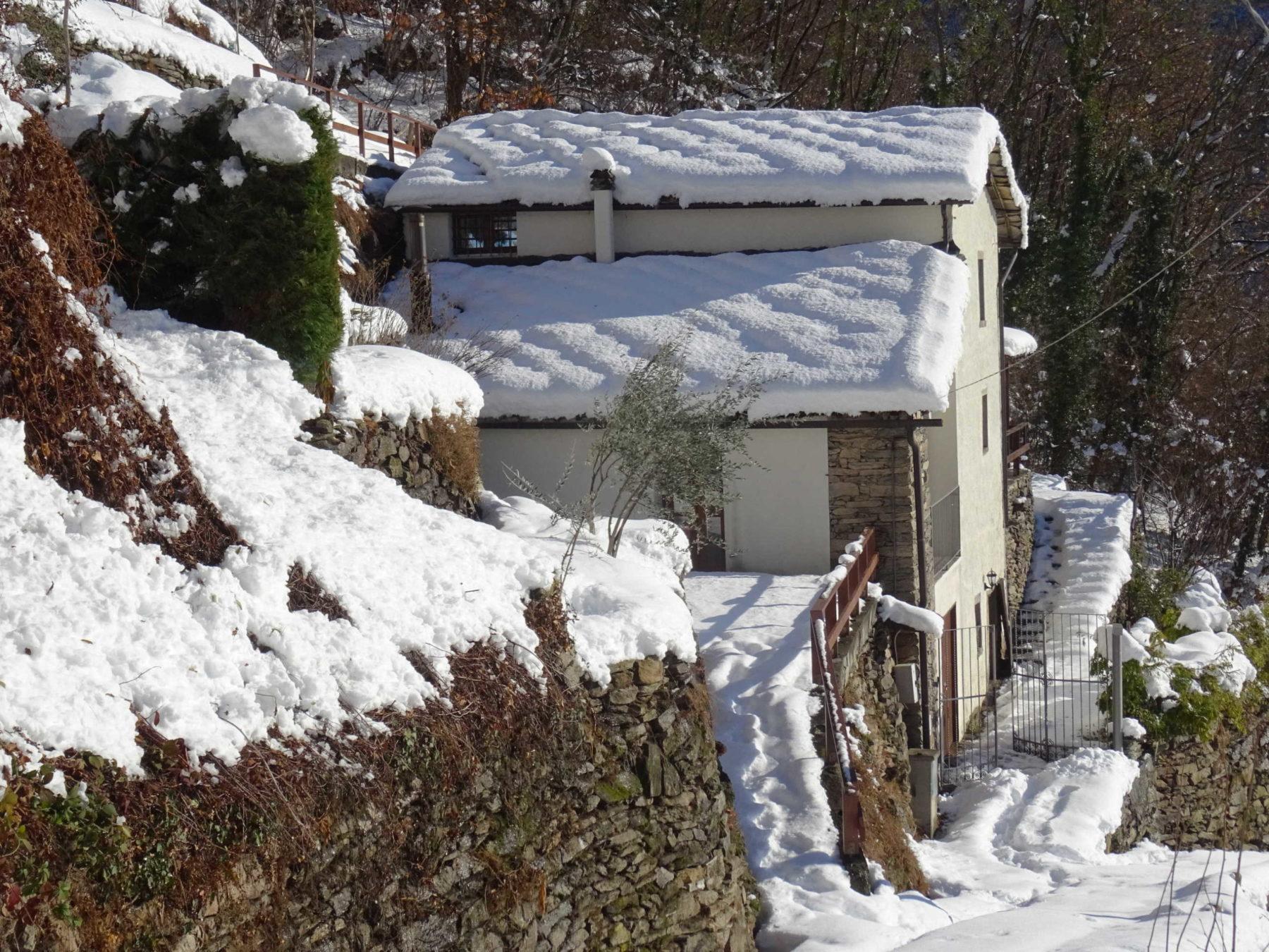 huset -sne